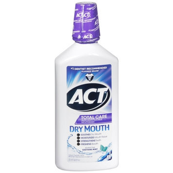 ACT Total Care Dry Mouth Rinse