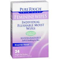 PureTouch Feminine Wipes