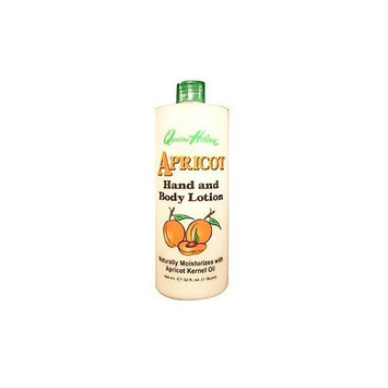 QUEEN HELENE Apricot Hand & Body Lotion 32oz/944ml