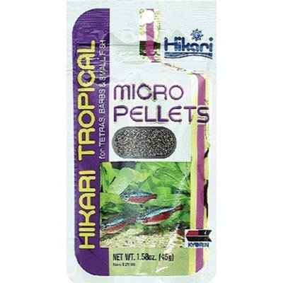 Hikari Tropical Micro Pellet Fish Food