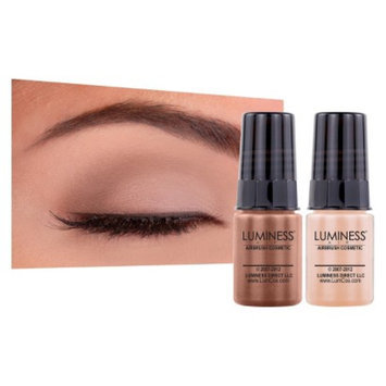 Luminess Airbrush Eyeshadow Duo - Nude