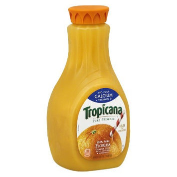 Tropicana Pure Premium No Pulp Orange Juice with Calcium 59 oz