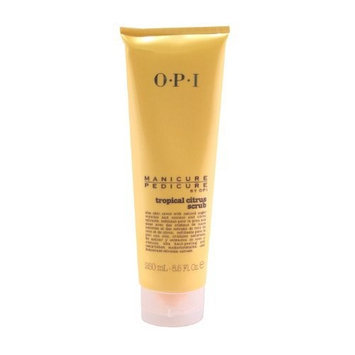 Opi Manicure/pedicure Scrub, Tropical Citrus, 8.50-ounce
