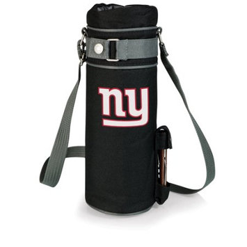 Nfl - New York Giants Picnic Time Insulated Single Bottle Wine Sack - New York Giants