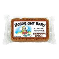 Bobo's Oat Bars All Natural, Cinnamon Raisin, 3-Ounce Packages (Pack of 12)