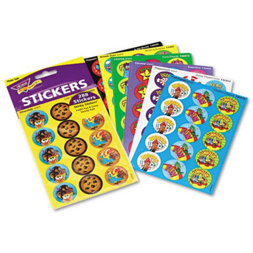 Trend TREND Stinky Stickers Variety Pack, Colorful Favorites, 300/Pack