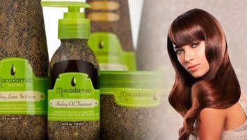 Macadamia Hair Oil Products