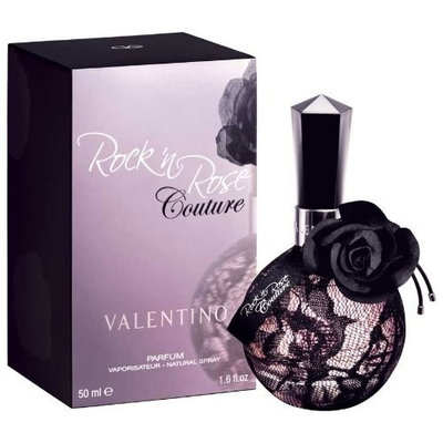 Valentino Rock 'n Rose Couture by Valentino For Women. Parfum Spray 1 Oz