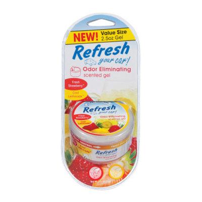 Refresh Air Freshener Gel - Strawberry/Lemon