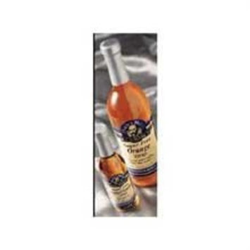 Kerry Food and Beverage Da Vinci Sugar Free Carmel Flavoured Syrup, 750 Milliliter Glass Bottle -- 12 per case.