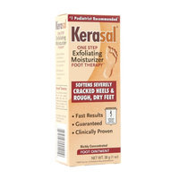 Kerasal One Step Exfoliating Moisturizer Therapy