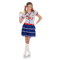 Totally Ghoul All Star Cutie Girl's Halloween Costume