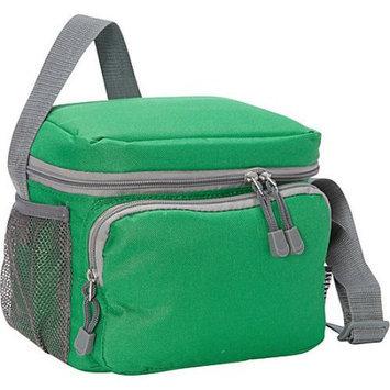 Everest Cooler/Lunch Bag Emerald Green/Grey - Everest Travel Coolers