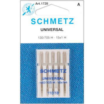 Euro-Notions Universal Machine Needles-Size 18/110 5/Pkg