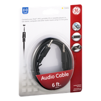 GE Audio Cable - 6 FT