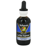 NuNaturals, Pure Liquid Lo Han Supreme 2 fl oz