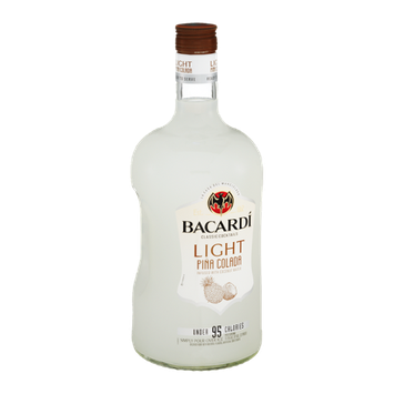 Bacardi Rum Light Pina Colada