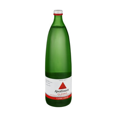 Apollinaris Classic Naturally Sparkling Mineral Water