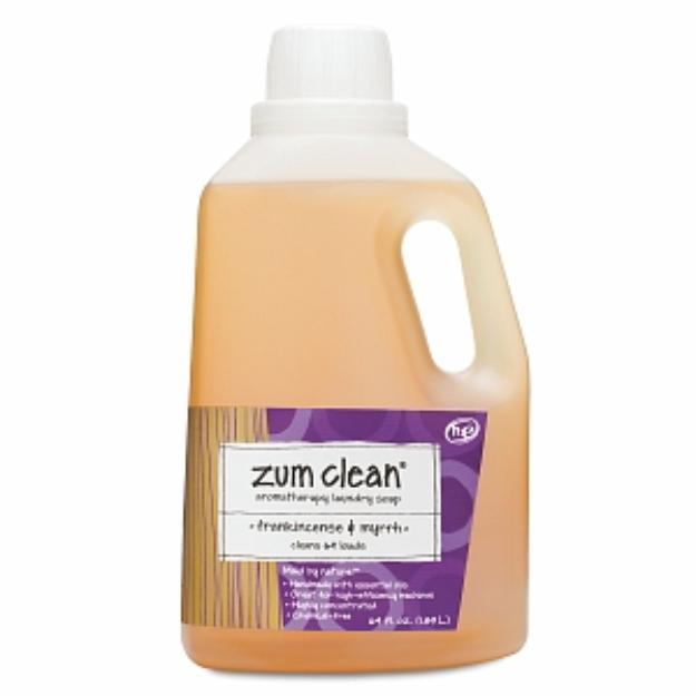 Zum Clean Aromatherapy Laundry Soap Liquid