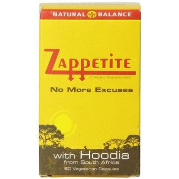Natural Balance Zappetite Veg Capsules, 60 Count