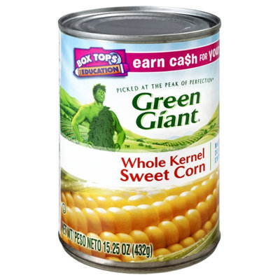 Green Giant Whole Kernal Sweet Corn