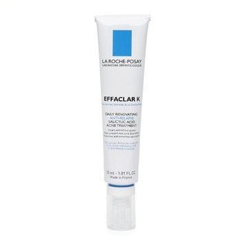 La Roche-Posay Effaclar K Daily Renovating Anti-Relapse Salicylic Acid Acne Treatment