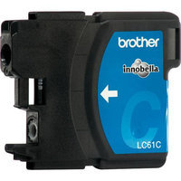 Brother OEM LC61 Cyan ink Cartridge LC61C LC 61C LC-61C LC-61
