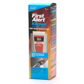 First Alert Kitchen Fire Extinguisher