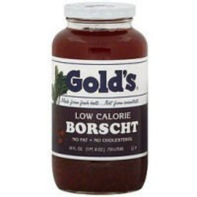 Gold's Borscht Low Calorie Soup