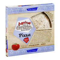 Against The Grain Gourmet Pizza Three Cheese Gluten Free