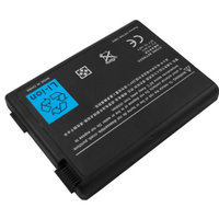 Superb Choice bHP5000LP-02 12-Cell Laptop Battery for HP Compaq, Replacement 346970-001 346971-001 3