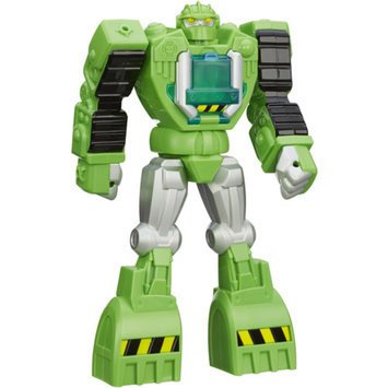 Playskool Transformers Rescue Bots Boulder the Construction-Bot Figure