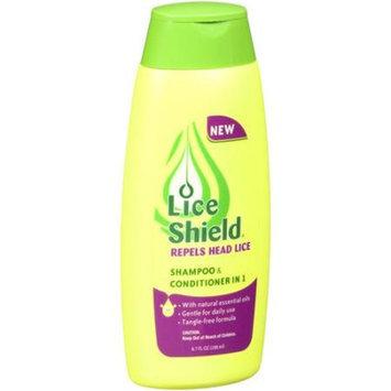 Lice Shield Lice Repellent Shampoo & Conditioner, 6.7 fl oz