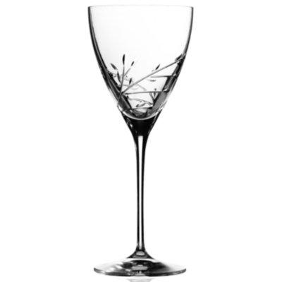 Vera Wang Wedgwood Vera Leaf Wine Glass
