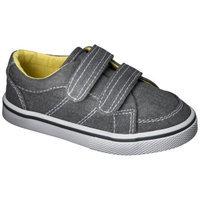 Toddler Boy's Circo Heath Canvas Sneakers - Gray 8