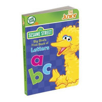LeapFrog LeapReader Junior Book: Sesame Street Big Bird's First Book