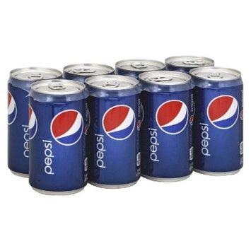 Pepsi Cola Mini Cans 7.5 oz, 8 pk