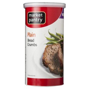 market pantry Market Pantry Plain Breadcrumbs 15 oz