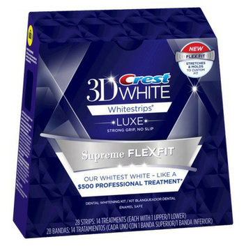 Crest 3D White Whitestrips® Luxe Strips