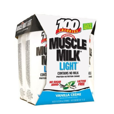 CytoSport Muscle Milk Light RTD Chocolate 12-17 fl. oz. (500 ml)