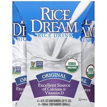 Imagine Rice Dream Original Rice Drink, 32 fl oz, (Pack of 6)