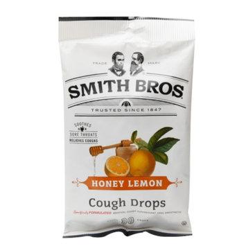 Smith Bros. Cough Drops, Honey Lemon, 30 ea