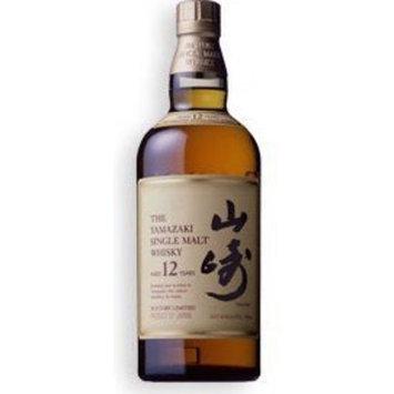Yamazaki Whiskey Single Malt 12yr 750ML