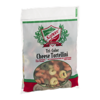 Sapore Fine Gourmet Pasta Tri-Color Cheese Tortellini