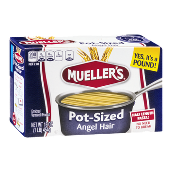 Mueller's Pot-Sized Angel Hair