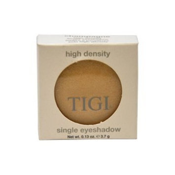 TIGI High Density Single Eyeshadow Champagne for Women, 0.13 Ounce