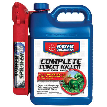 Bayer Advanced 700287A Complete Brand Insect Killer For Gardens Ready-To-Use Pow