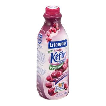 Lifeway Kefir Cultured Milk Smoothie Lowfat Probiotic Raspberry