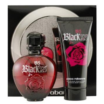 Paco Rabanne Black XS Gift Set 2 Piece, 1 set