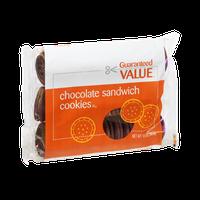 Guaranteed Value Chocolate Sandwich Cookies